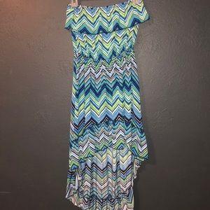 Dresses & Skirts - Highlow dress